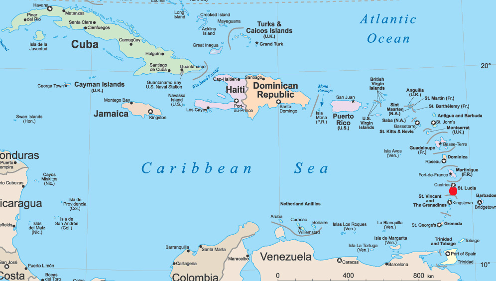 All inclusive holidays (Airfare accom and booze) to The Caribbean for 7 days start from as low as US$700!!