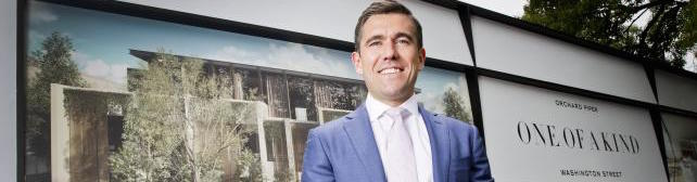 John McGrath says that Melbourne is home to some of the best agents in the world. I believe Marcus Chiminello is at the top of that list.