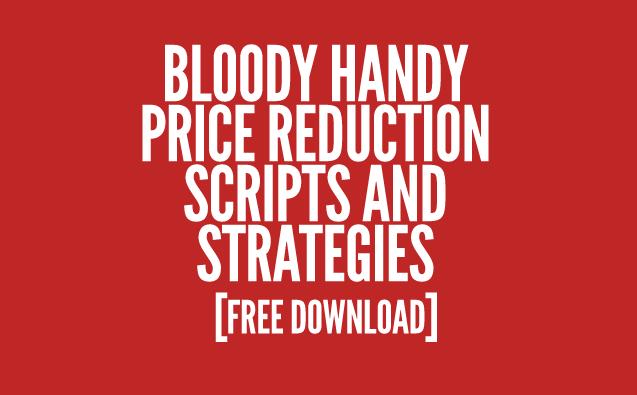 Real Estate Price Rdeuction Scripts & Downloads