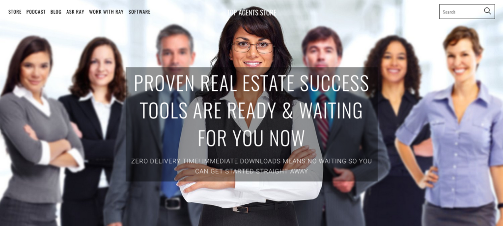 You don't need to wait for real estate success when there are proven ideas ready and waiting. Get started now.